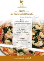 Ab 14:30 Uhr ist PIZZA-TAG im Ristorante Il Cavallo!
